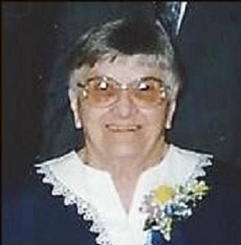 Sr. Marguerite Lemoine