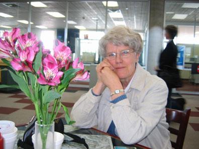 Sister Carol Peloquin Publishes Memoire
