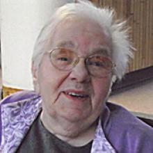 Sœur Adrienne Lévesque