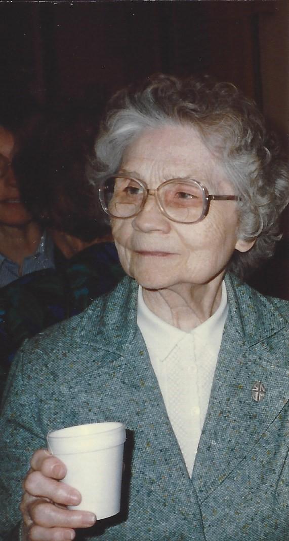 Sr. Eva Brodeur