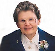 Sr. Rita Olivier