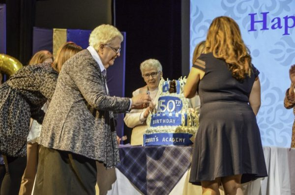 Sisters Celebrate St. Mary's Academy 150th Birthday