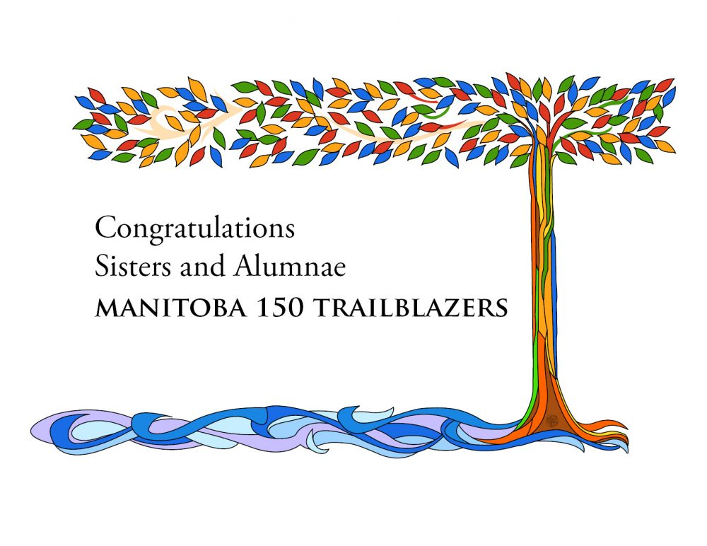 Sisters and Alumnae – Manitoba Women Trailblazers