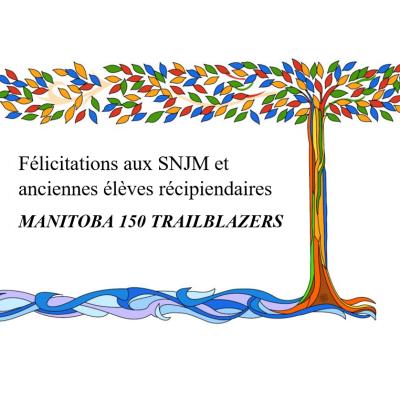 Des SNJM et des anciennes élèves parmi les 150 pionnières manitobaines